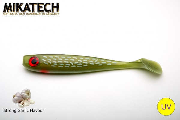 MIKATECH Real Shad 18 cm The Pike UV limited