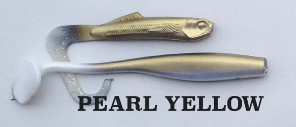 CAB SP Effect Pearl Yellow 50ml Airbrush Color