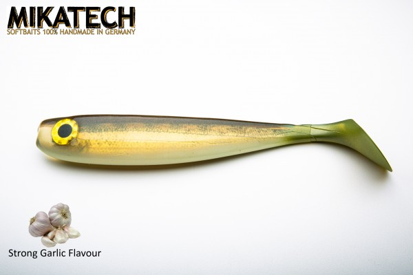 MIKATECH Real Shad 25 cm Real Zander Folie