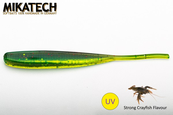 MIKATECH Real DS Minnow 10 cm Tschernobyl UV