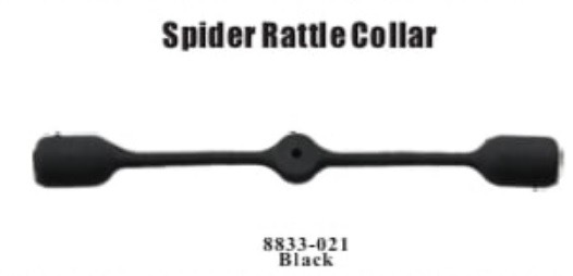 VIKE Spider Rattle Collar