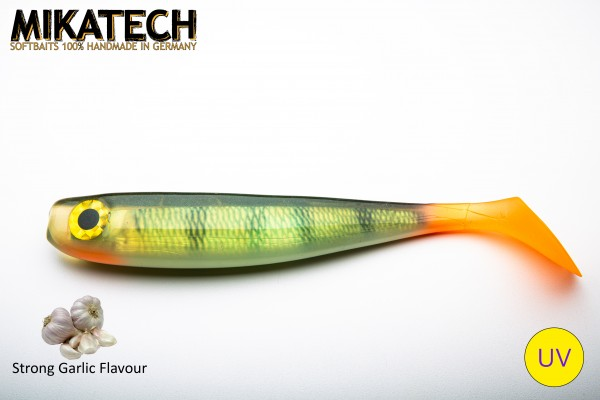MIKATECH Real Shad 25 cm Real Barsch UV Folie