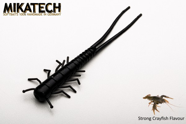 MIKATECH Real Insect 7,5 cm Black Shiner UV