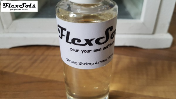 FlexSols Strong Shrimp (Shrimps) Aroma 100ml Flasche